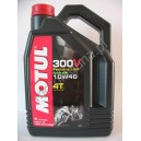 MOTUL 300V FL 10W40 4T DOUBLE ESTER 4 LITRY