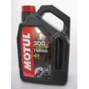 MOTUL 300V FL 15W50 4T DOUBLE ESTER 4 LITRY